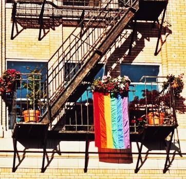 Q balcony